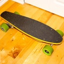 Electric Skateboard v4.0: The Banana Board