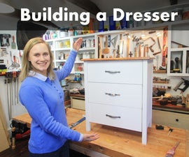 How To Build a Small Dresser