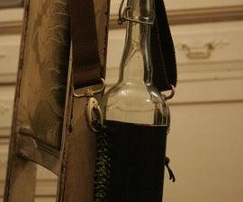 DIY Glass Water Bottle