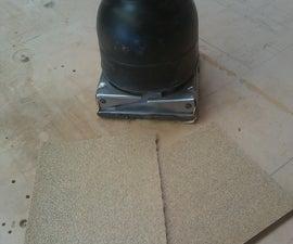 Sand Paper Cutter