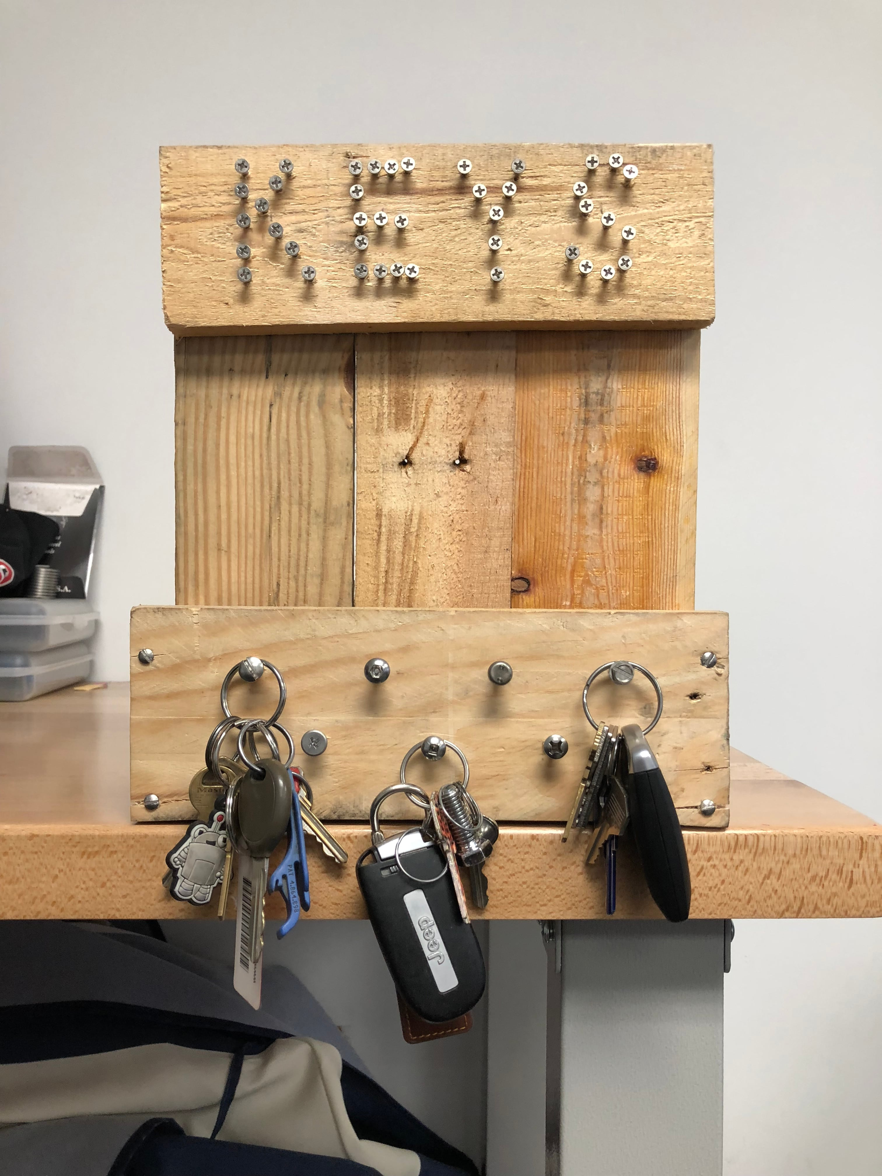 Picture of Hanging (Your Keys)