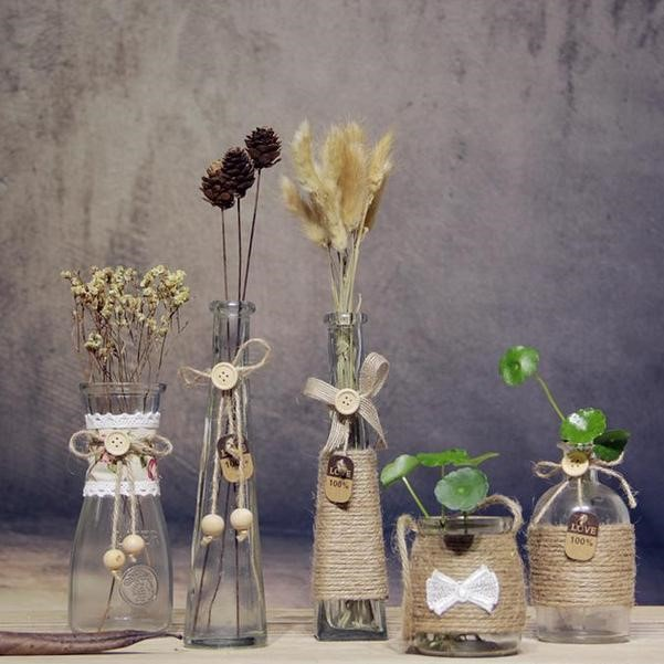 Picture of Upcycled Flower Glass Vase Tutorial