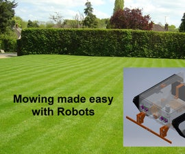 The Lawnmower Robot