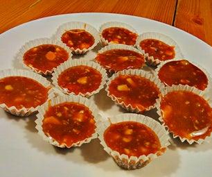 Traditional Swedish Knäck / Christmas Caramel Candy