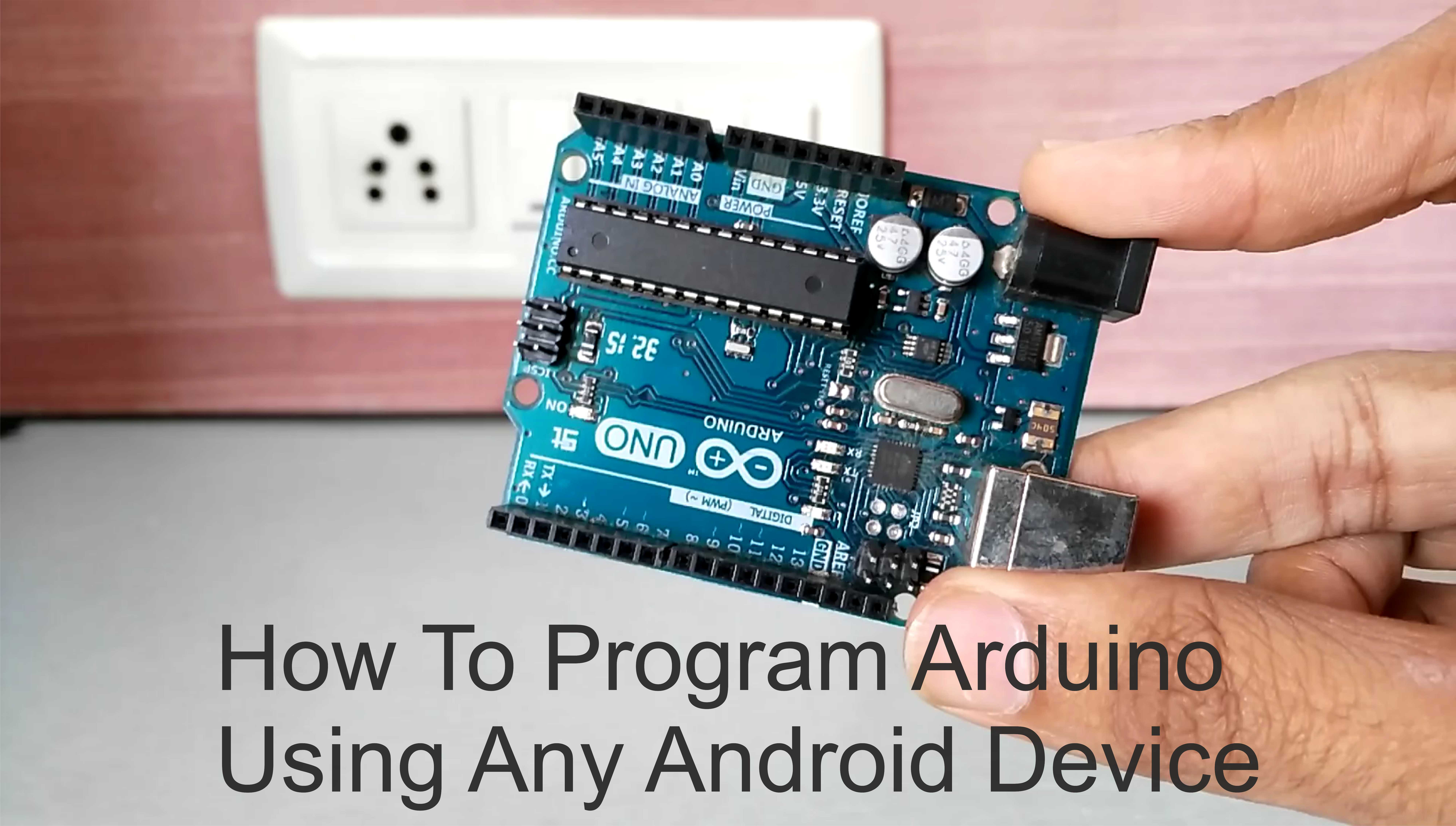 Picture of How to Program Arduino Using Any Android Device