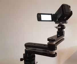 Folding Camera Slider