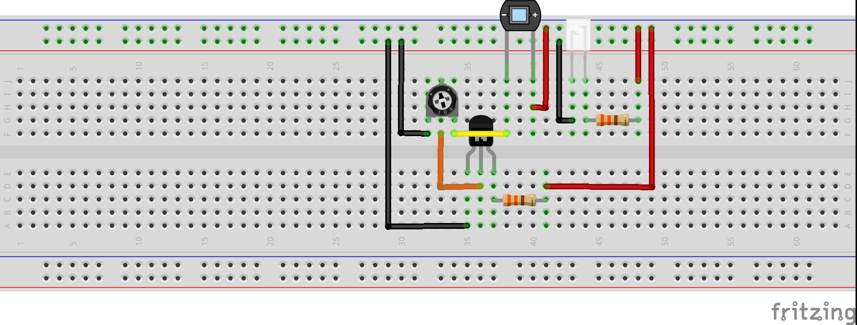 Picture of Make the IR Sensor: