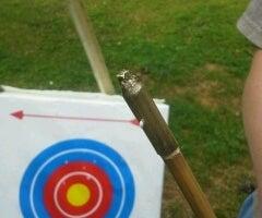 Make an Arrowhead from a Spent Shell Casing