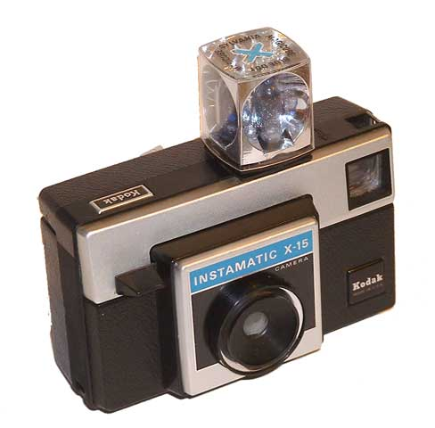 Picture of Kodak Instamatic X-15
