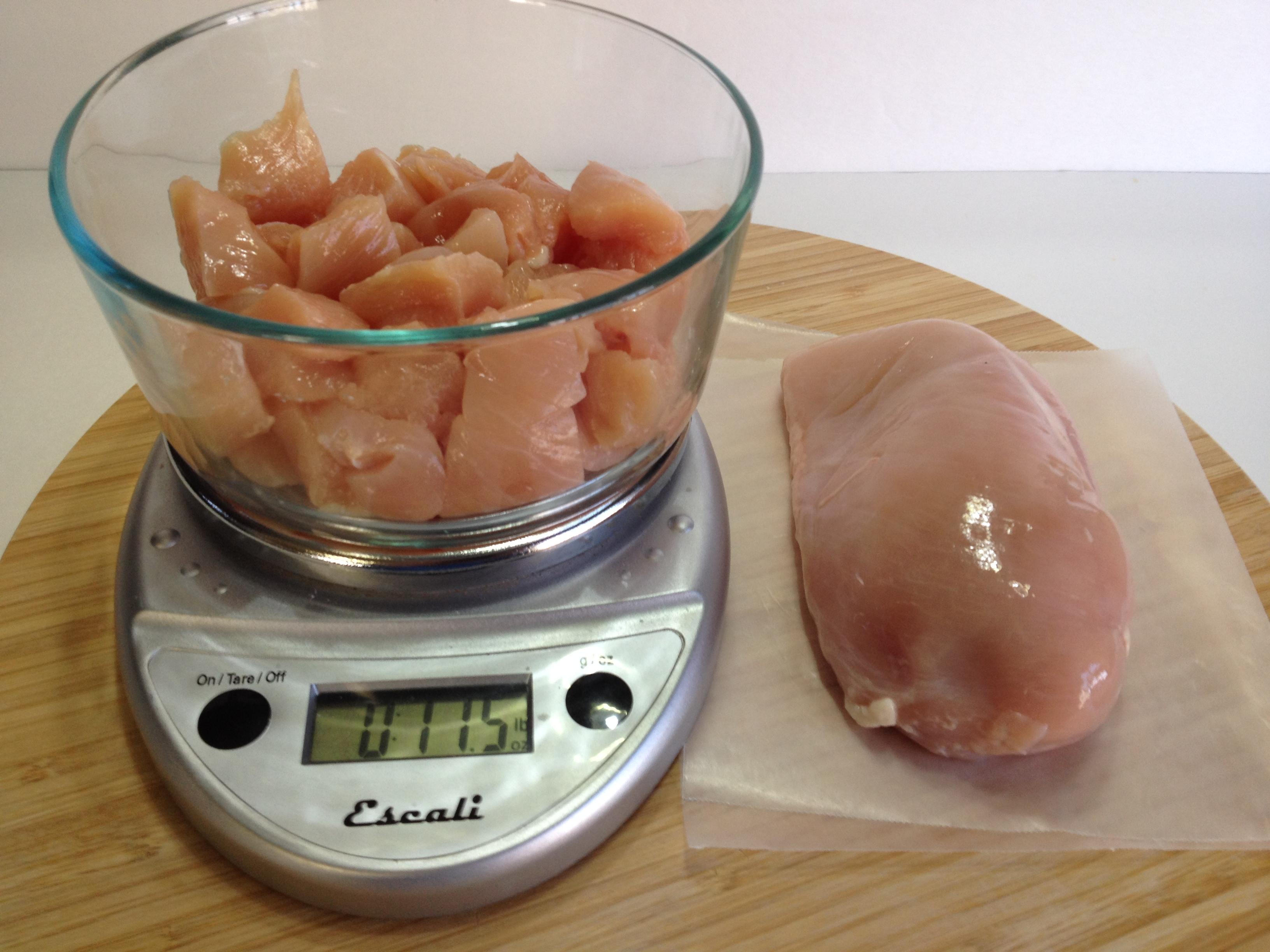Picture of Preparing Chicken Breast