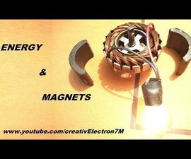 Make a Powerful Electric Generator System at Home DIY