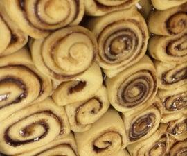 Grandmas Suzy's Scrumptious Cinnamon Rolls