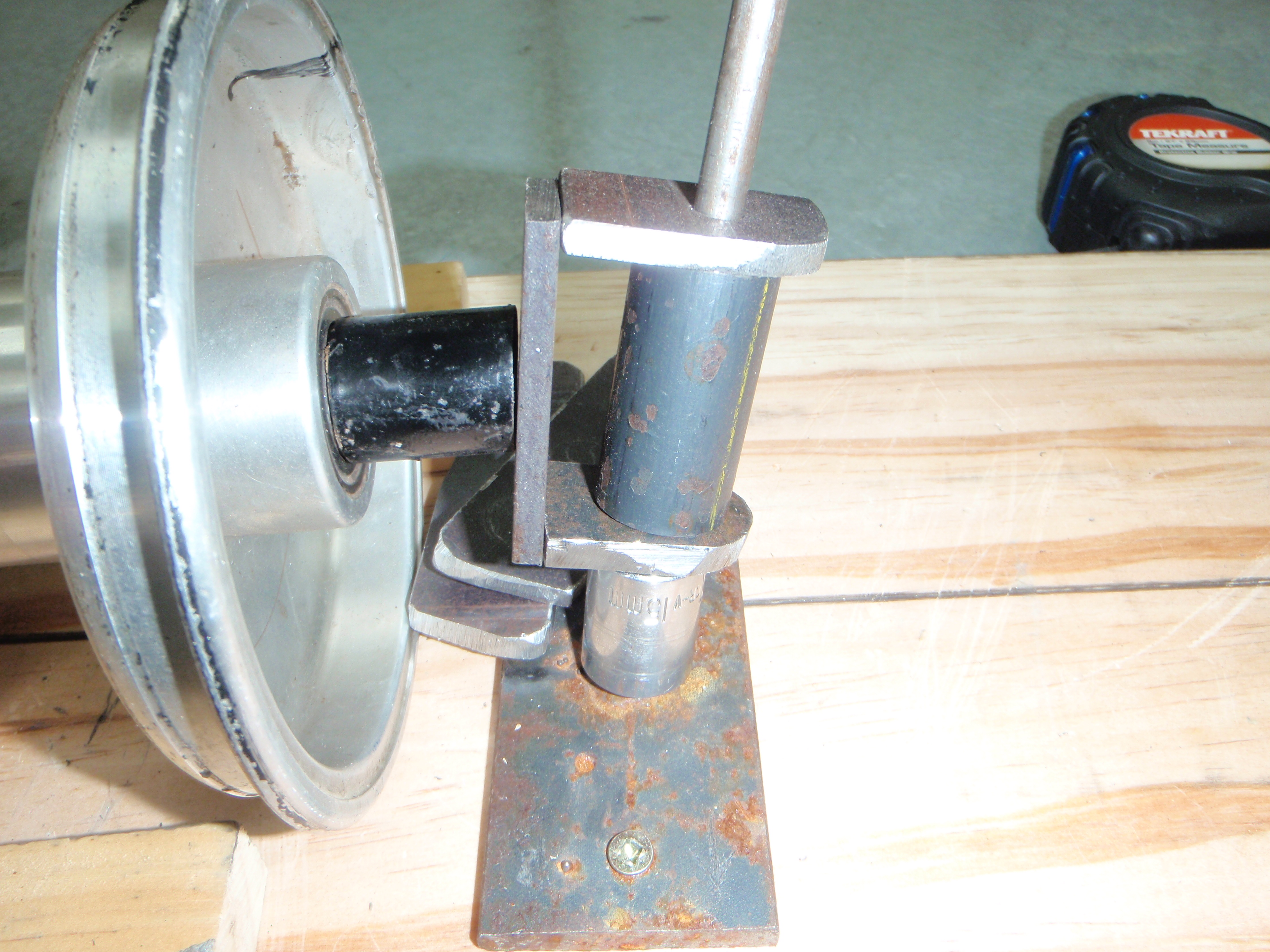 Picture of Stub Axels