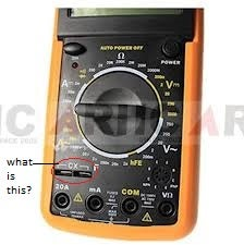 What is this function on my multimeter?