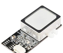 Fingerprint Sensor With Arduino