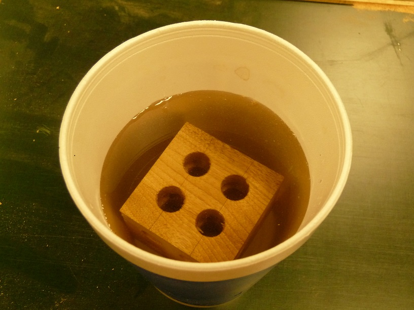 Picture of Soak the Cube