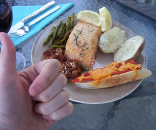 Supersaddy's BBQ Super Summer Supper Deluxe!