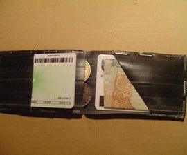 Simple Inner Tube Wallet