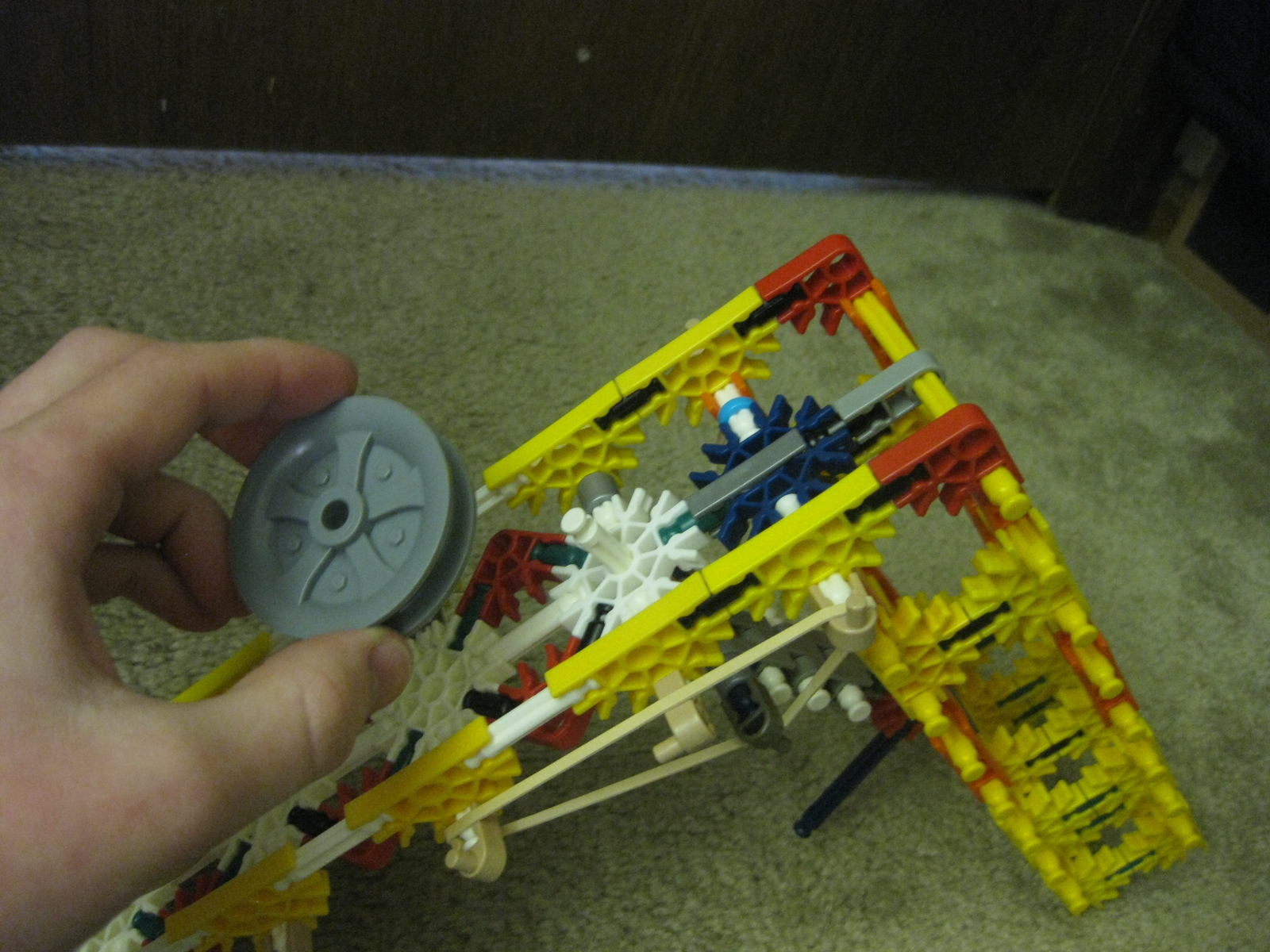 Picture of Loading and Firing