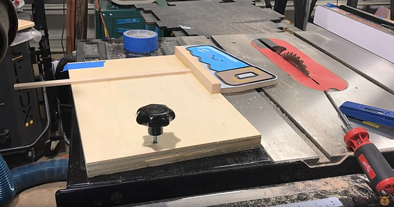 Create Clamping Mechanism for Sliding Dovetail