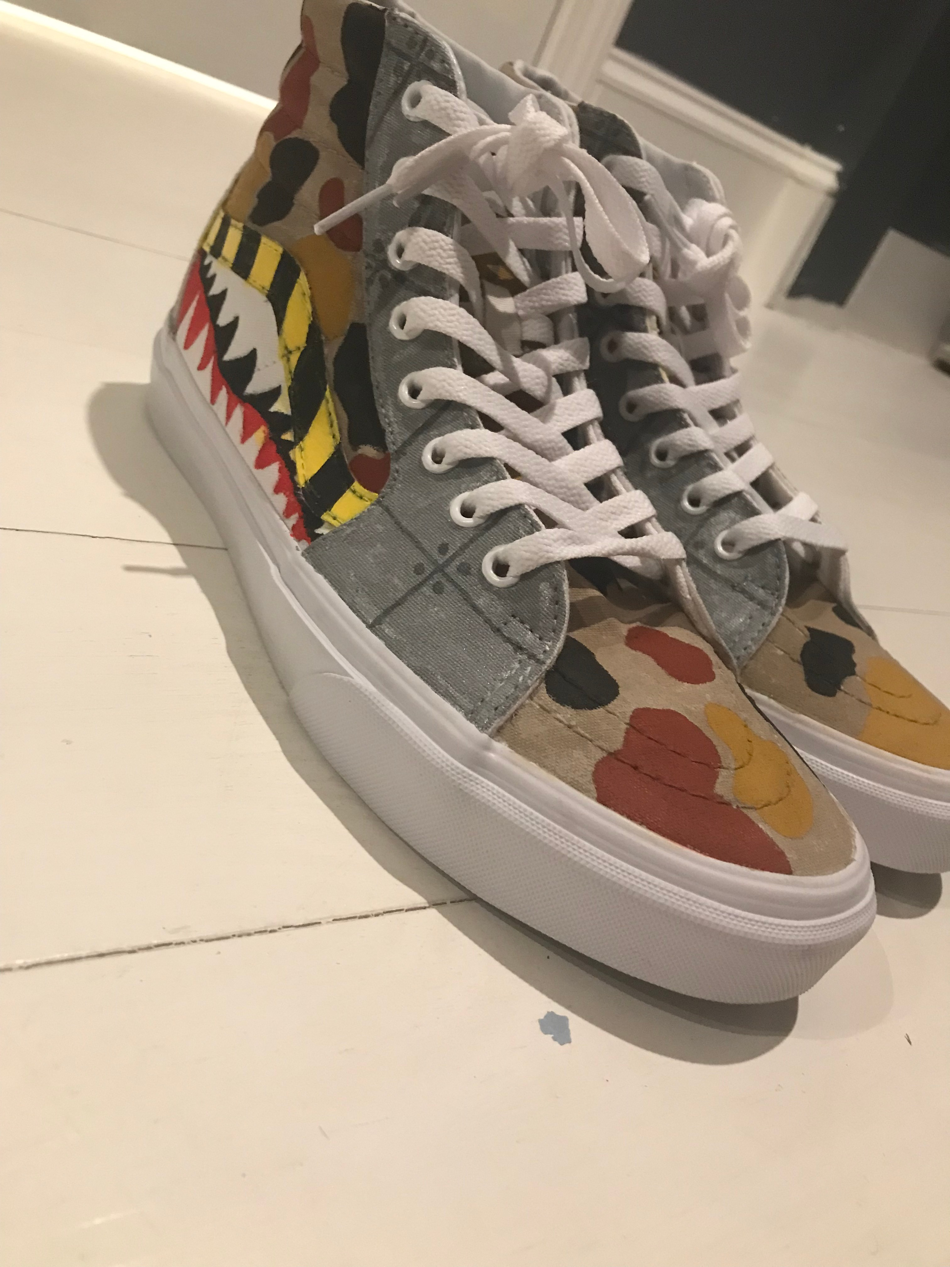 Picture of Custom Vans Shoes