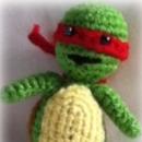 Tiny mutant ninja turtle
