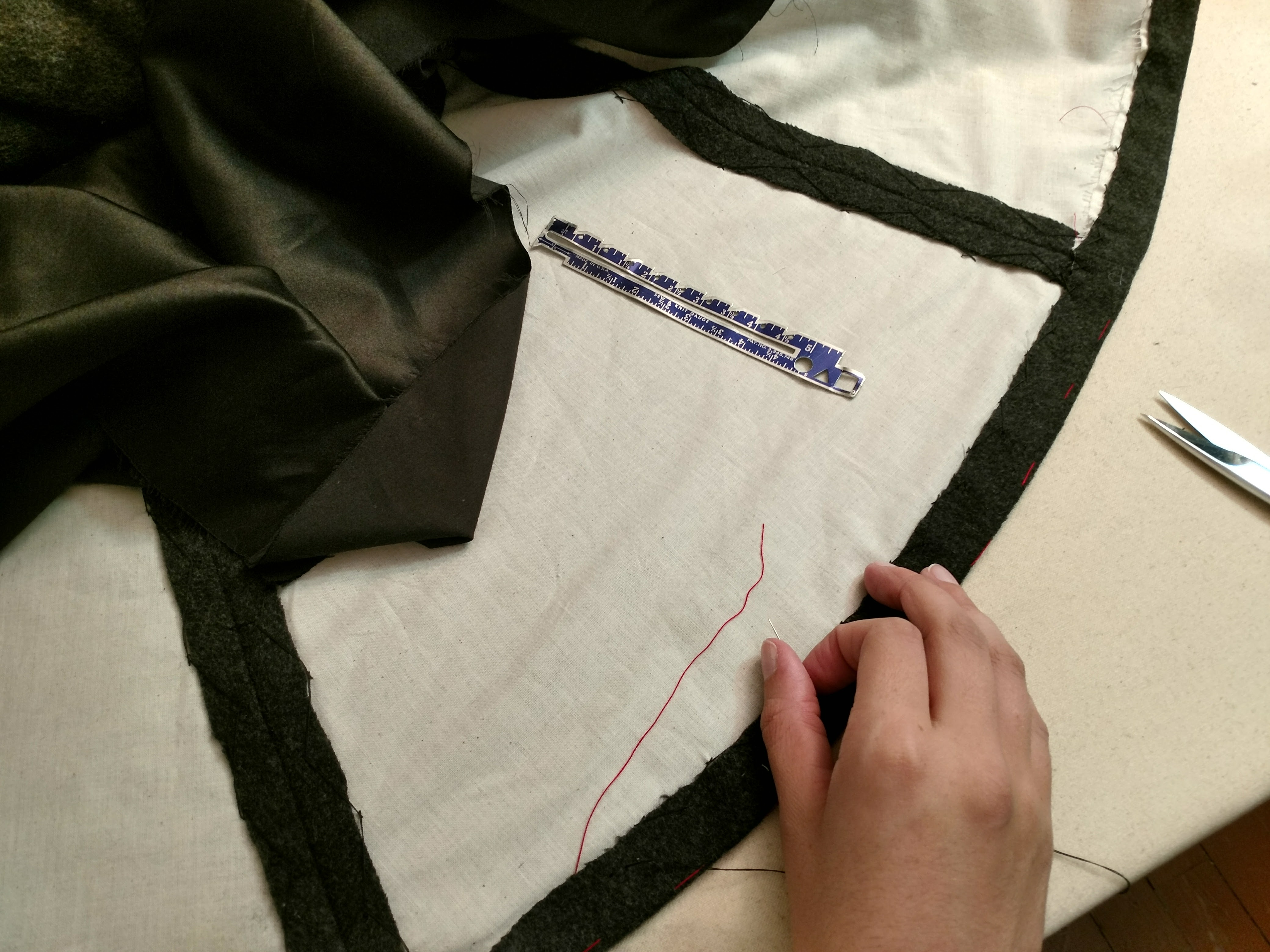 Picture of Assemble the Lining and Finishing