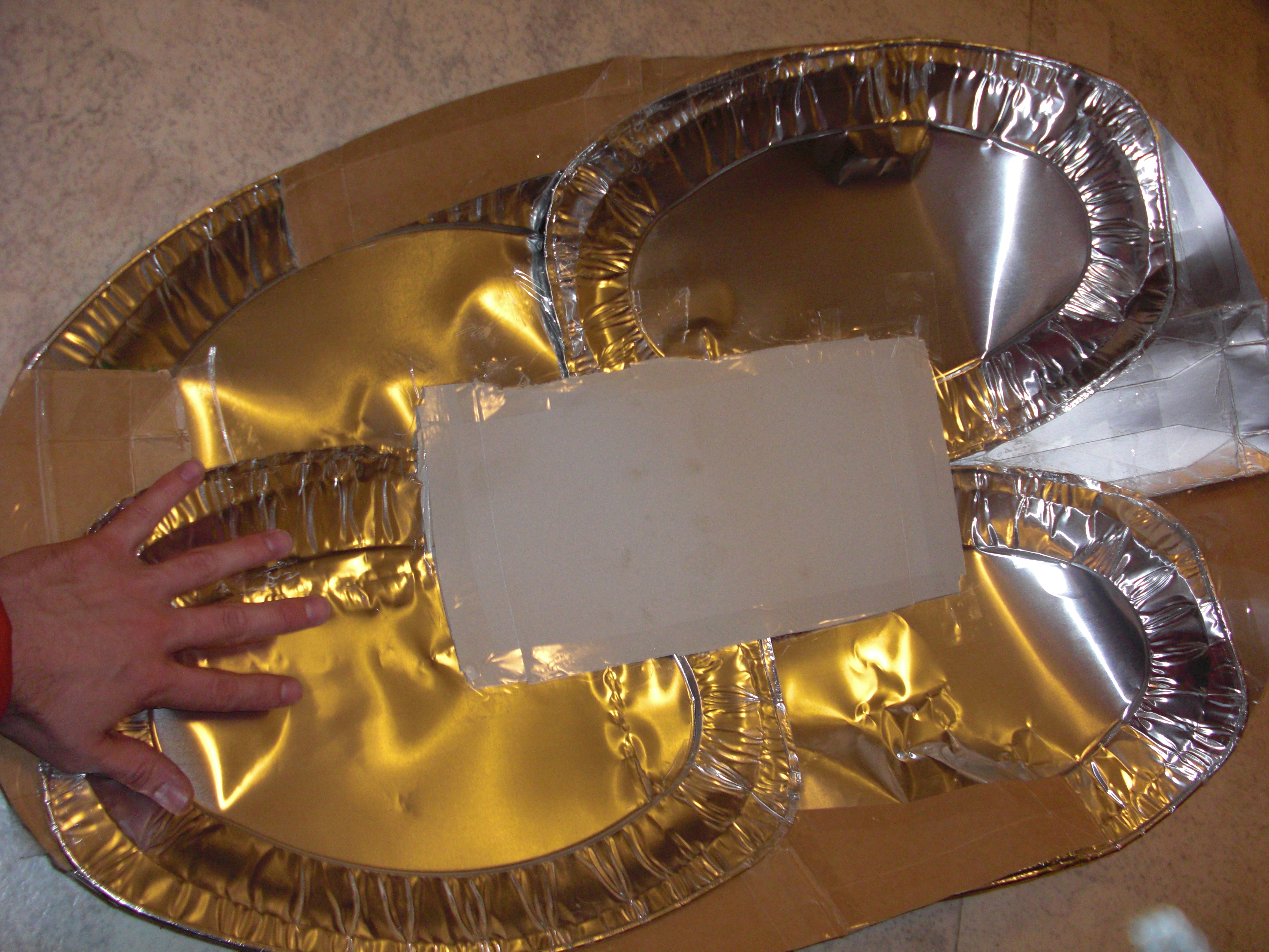 Picture of The Shell - Making the Mold