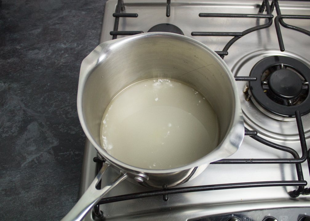 Picture of Preparing Your Tools/Making the Mixture