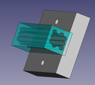 Parts Required: 3d Printed Parts