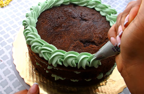 Building the Cake