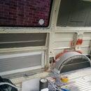 Campervan Floor insulation