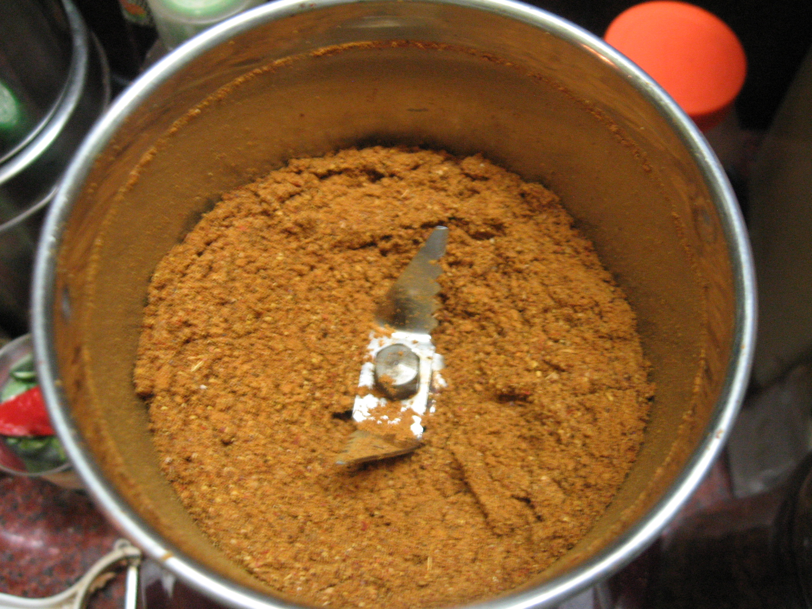 Picture of Make Spice Powder