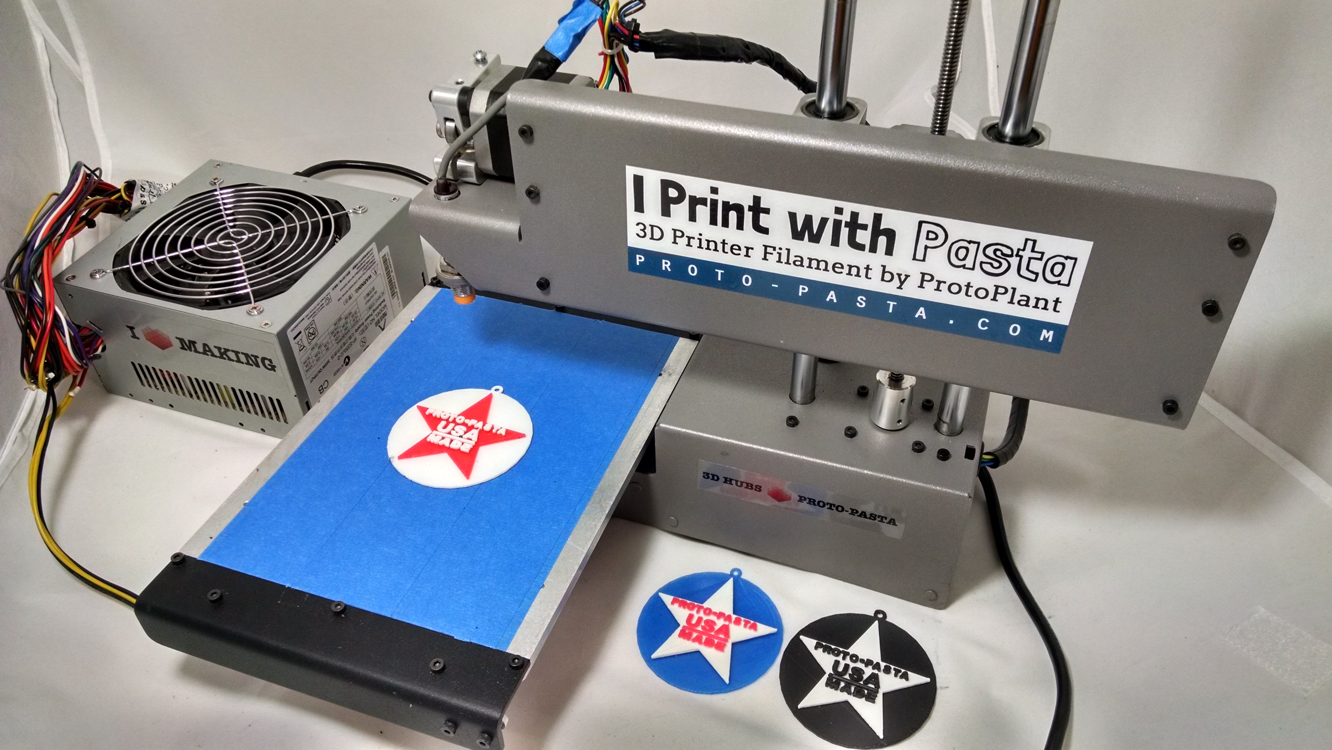 Picture of 3D Print Your Model on a Printrbot Simple Metal or Your Favorite 3D Printer!