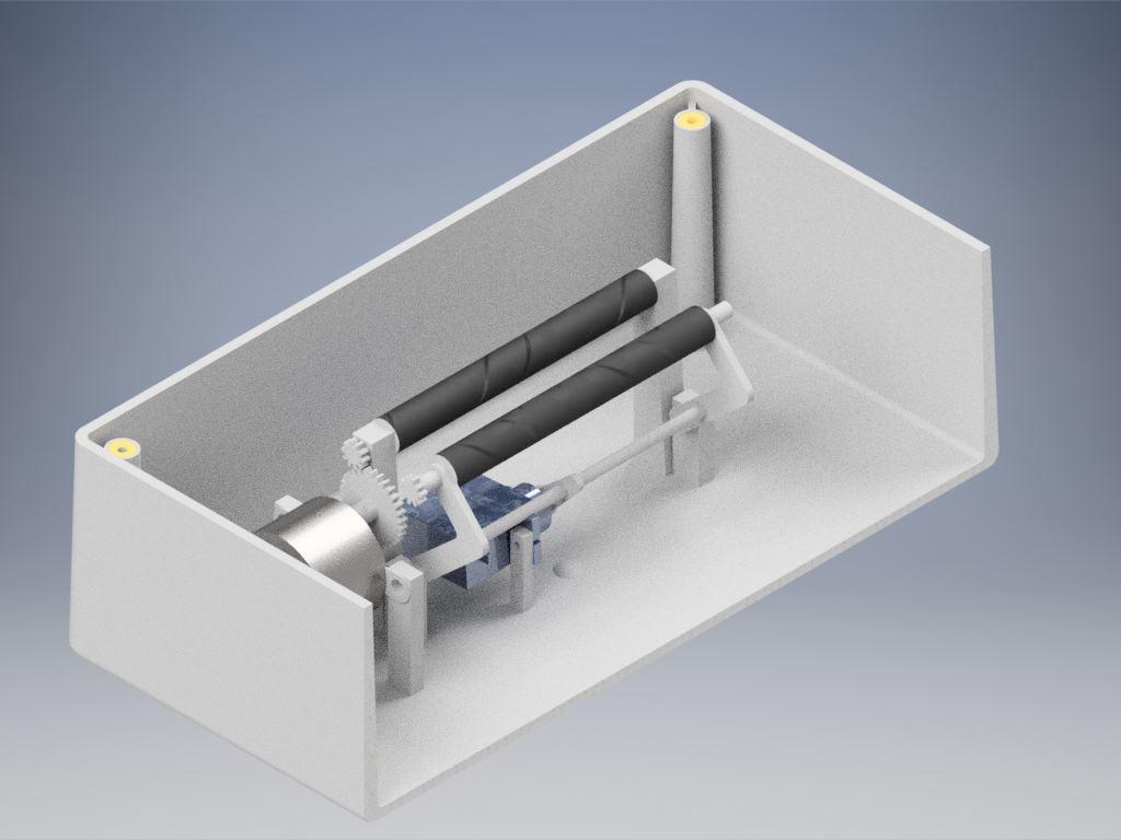 Picture of Cigarette Rolling Machine