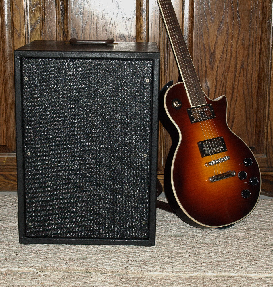 Picture of How to Build a Guitar Speaker Box or Build Two for Your Stereo.