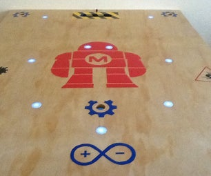 How to Construct a Maker Space Table...