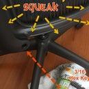Fix the Squeak in Your Herman Miller Aeron Chair