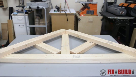 Build the Outer Truss Detail