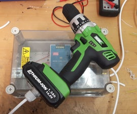 Cordless/Corded Drill