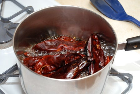 Boil Peppers