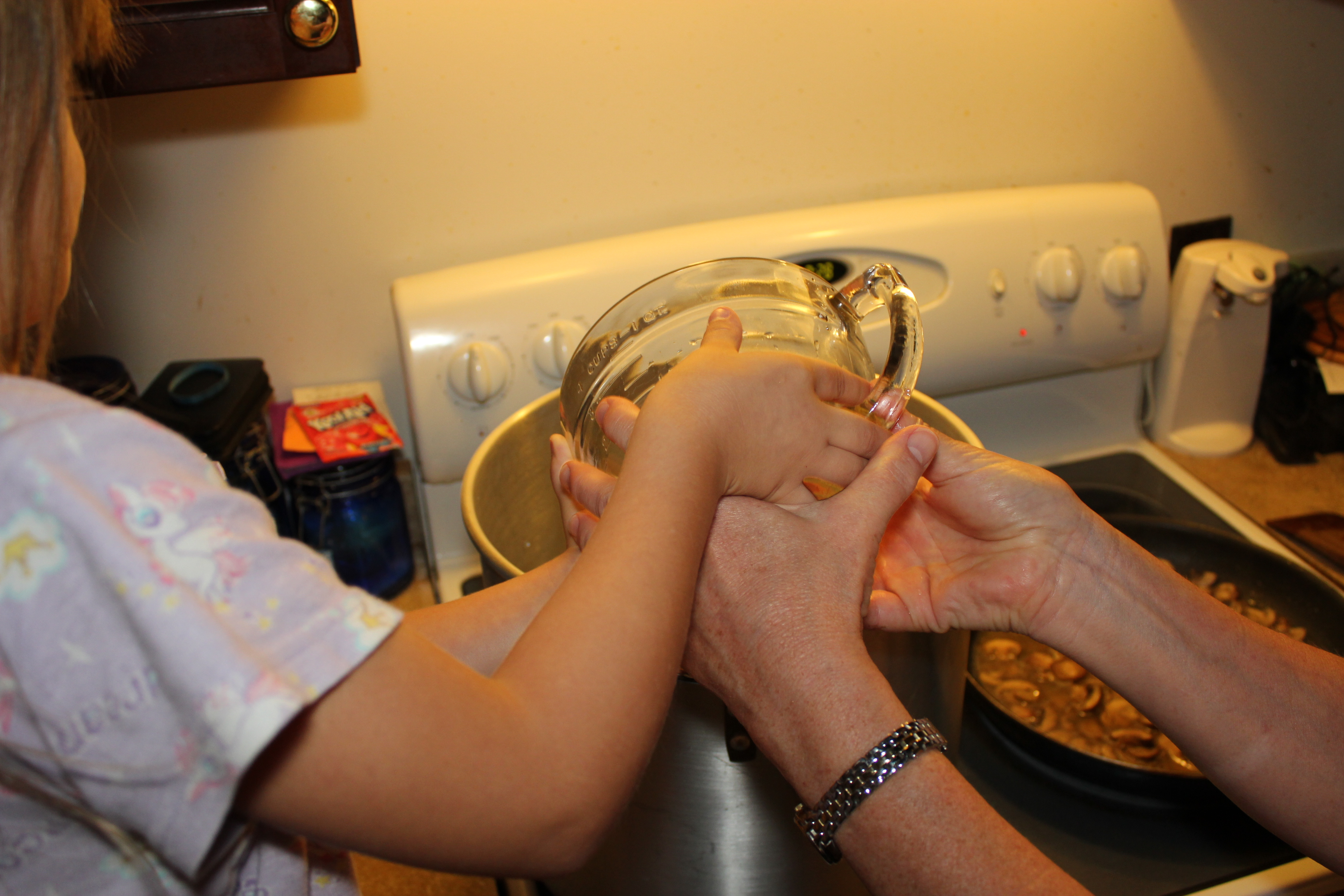 Picture of Making the Broth