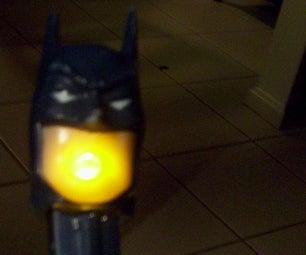 Mash Up and LED Contest:A Pez Dispenser Flashlight