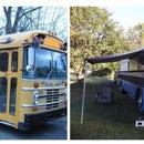 My Bluebird School Bus Project