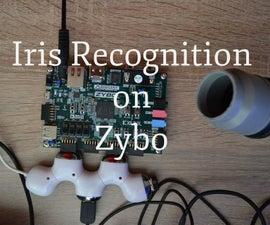 Iris recognition on Zybo