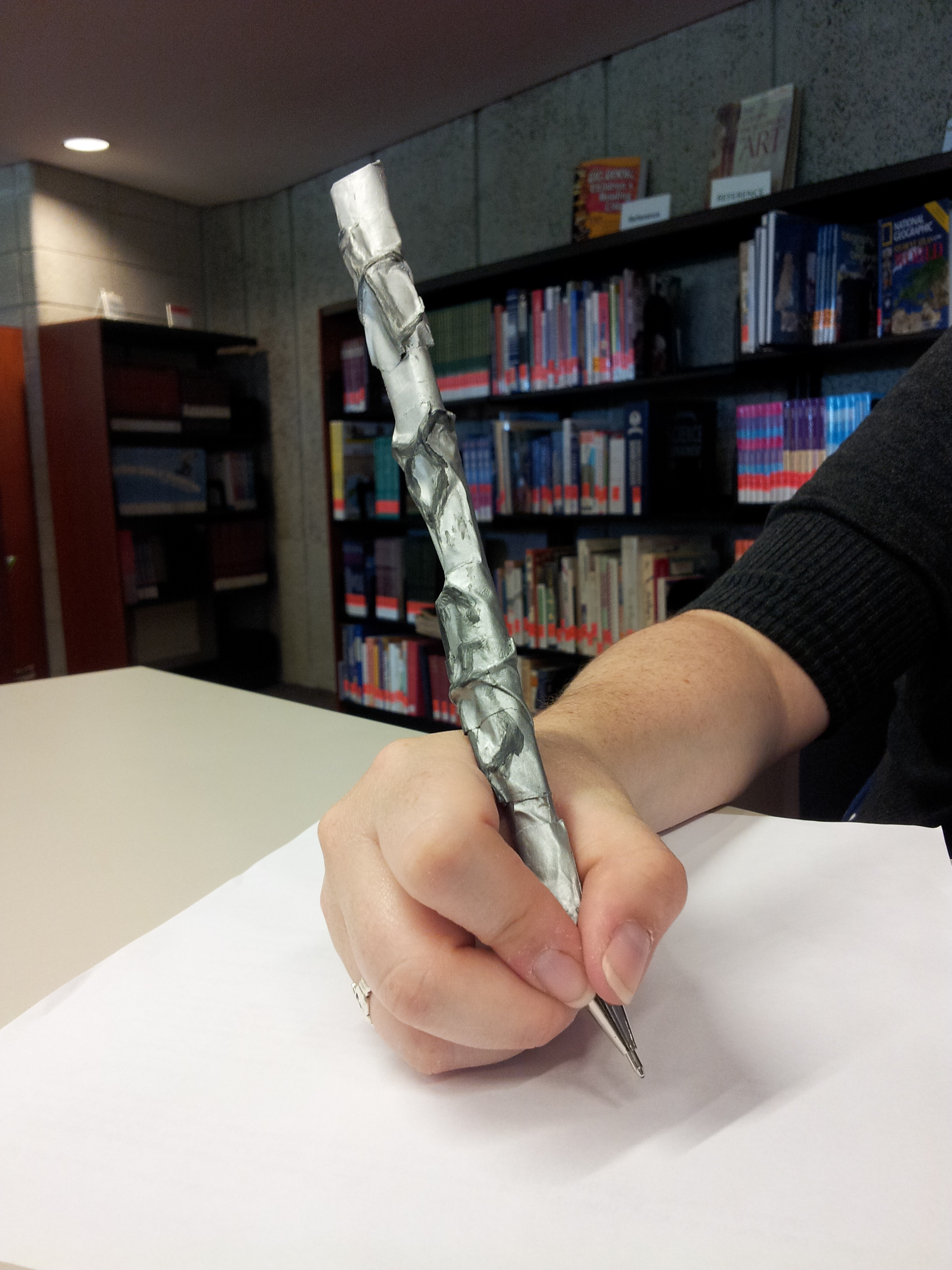 Picture of Mortal Instruments: How to Make a Stele Pen