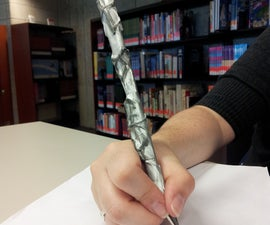 Mortal Instruments: How to Make a Stele Pen