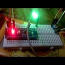 Controlling blinking speed of an LED with Arduino & Pot (With video)