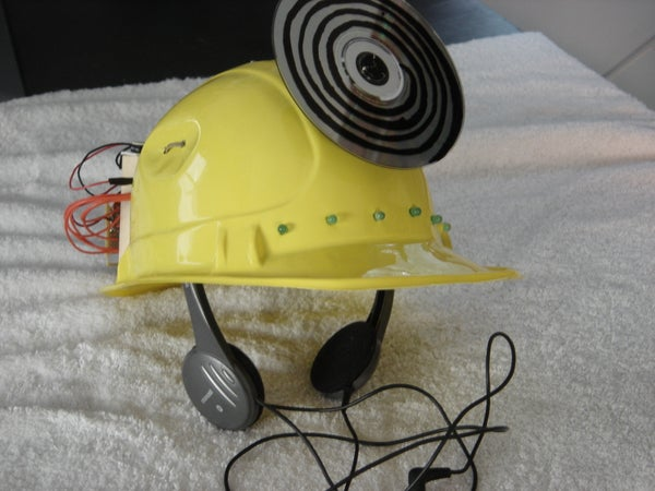 Hypnotic Hardhat Headphones