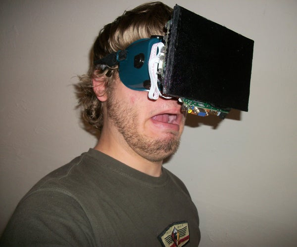 The Nova—A DIY Oculus Rift!